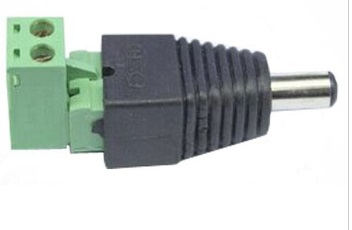 5.5*2.1mm right angle dc male connector