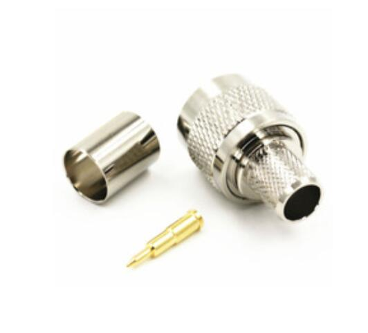 N Male Plug Crimp