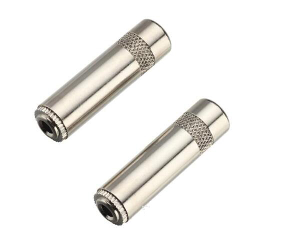 3.5mm stereo female plug