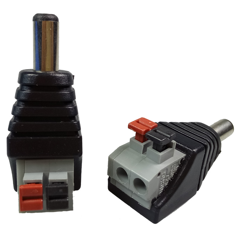 DC Power Connector 5.5x2.1mm