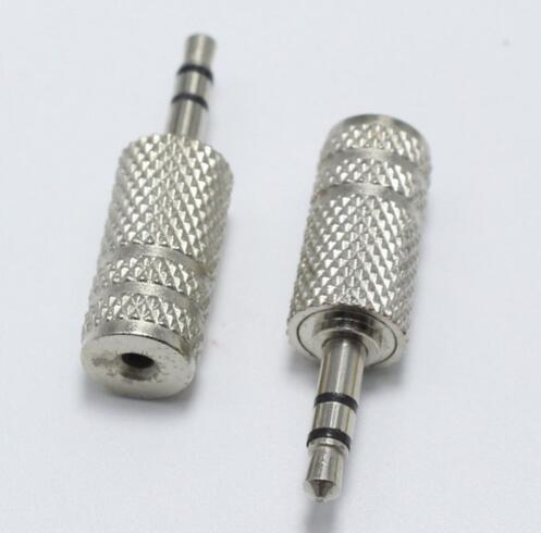 3.5mm 3Pin Audio Male Plug to 2.5mm Female Socket